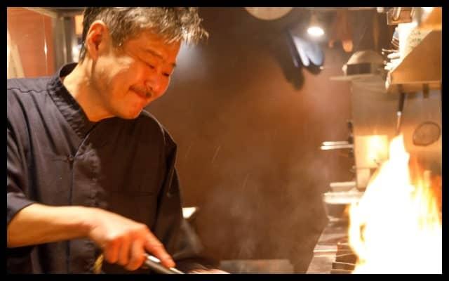 和と中華をベースにしたアレンジの効いた創作料理